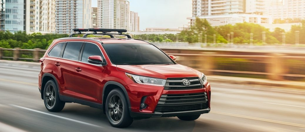 2019 Toyota Highlander overview Burlington NC