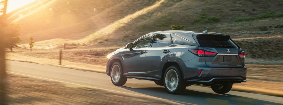 What accessories are available on the 2020 Lexus RX?