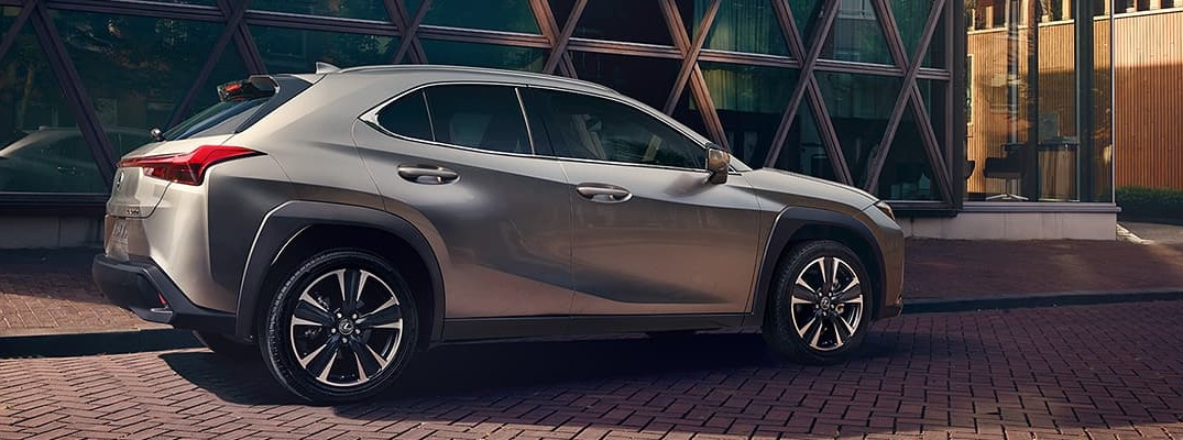 New Lexus UX receives Android Auto, new safety tech for 2020