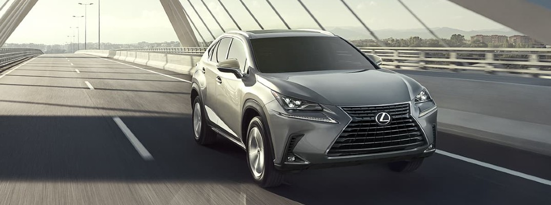 What 2020 Lexus NX 300 accessories are available?