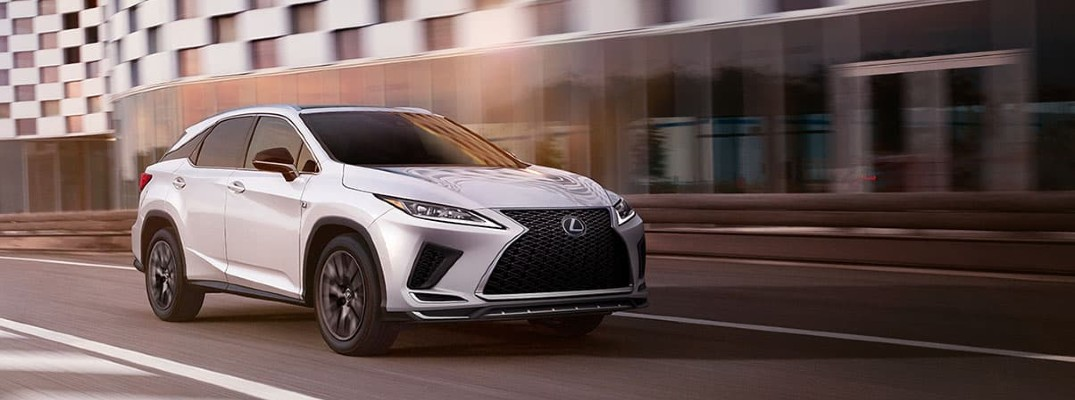 How powerful is the 2020 Lexus RX 300 F Sport?