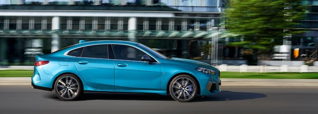 2020 BMW 2 Series Gran Coupe exterior side