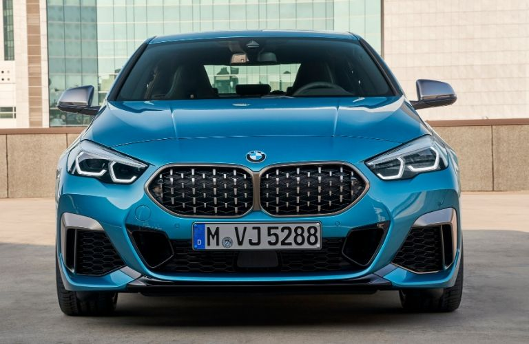 2020 BMW 2 Series Gran Coupe exterior front