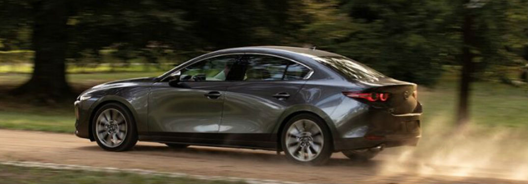How much room does the 2020 Mazda3 have?