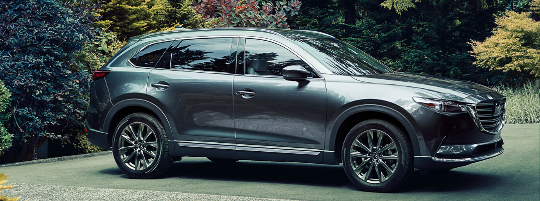Does the 2020 Mazda CX-9 Have a Turbo Engine?