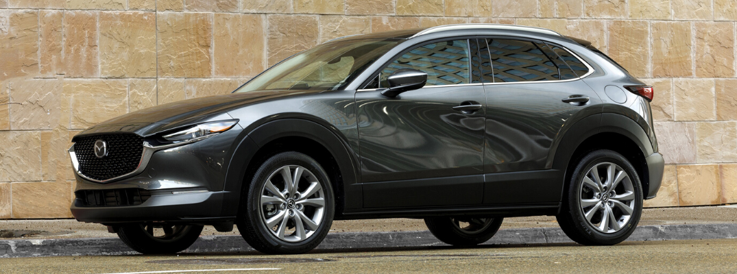 What Color Options Does the All-New Mazda CX-30 Come In?