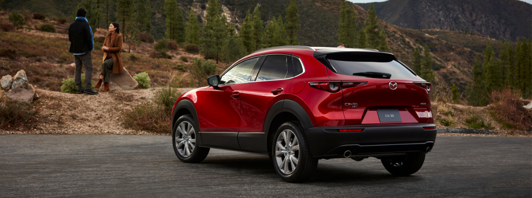 The All-New Mazda CX-30 Offers Class-Leading Standard Horsepower