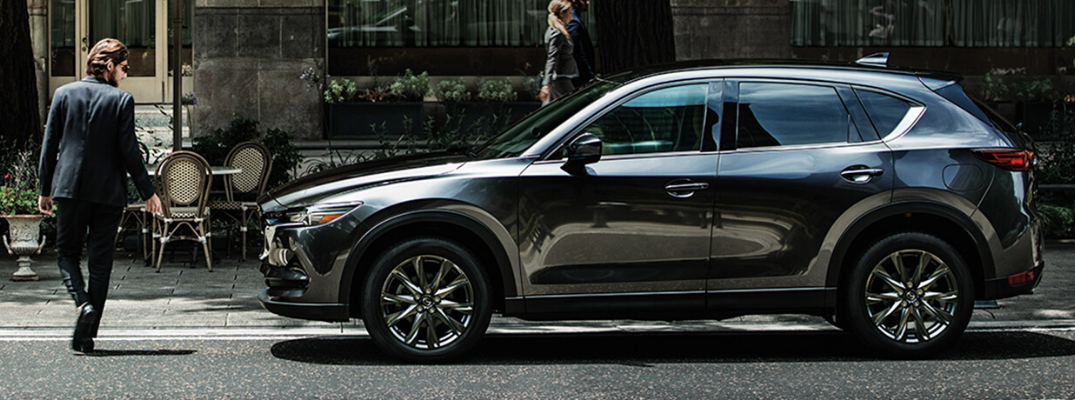 What Are the Trim Levels For 2020 Mazda CX 5?