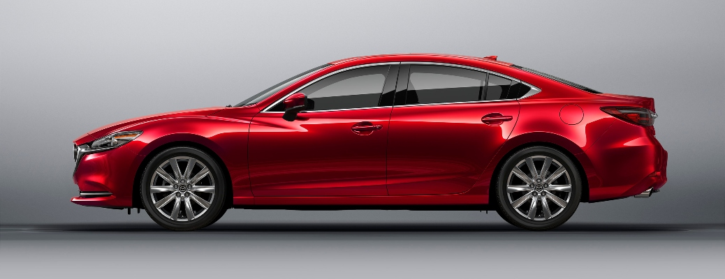 The powerful 2021 Mazda6 sedan would be a great option as your next vehicle!