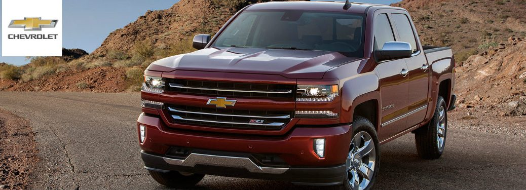 Four Great Features of the 2016 Chevy Silverado