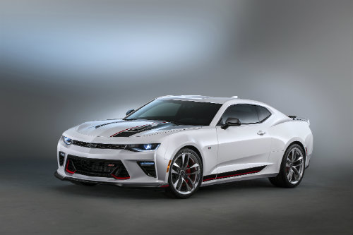 SEMA Show 2015 Camaro Performance concept vehicle