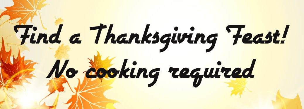 Restaurants Open Thanksgiving 2015 in Green Bay WI