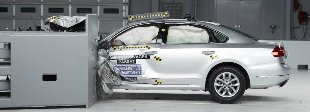 2016 Volkswagen Passat Top Safety Pick Plus