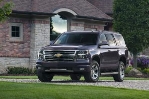 Powerful and well-equipped 2016 Chevy Tahoe