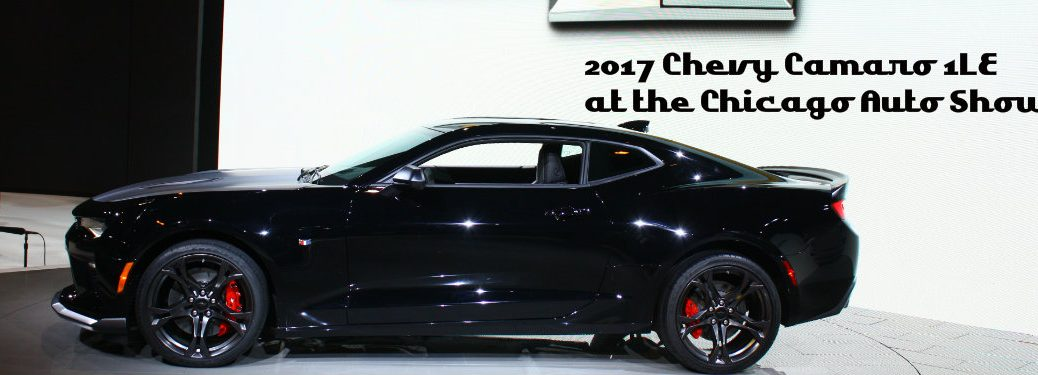 2017 Chevy Camaro 1LE Performance Package Release Date