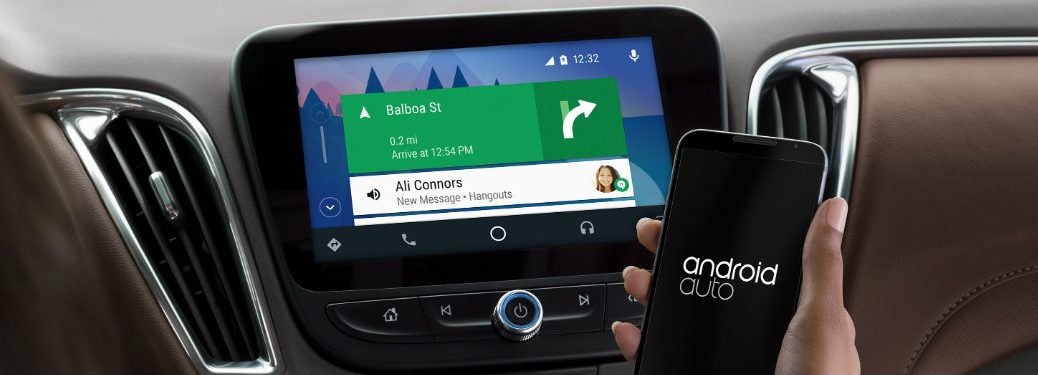 Android Auto Update for Chevy vehicles
