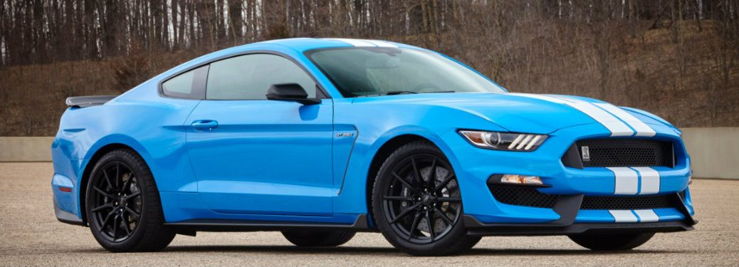 2017 Ford Shelby GT350 Mustang release date