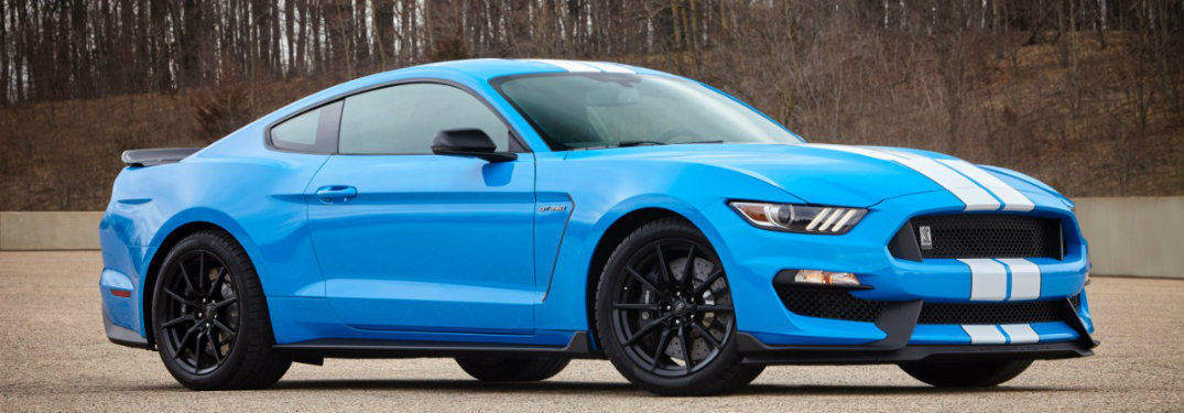 2017 Ford Shelby Gets New Colors, Feature Options