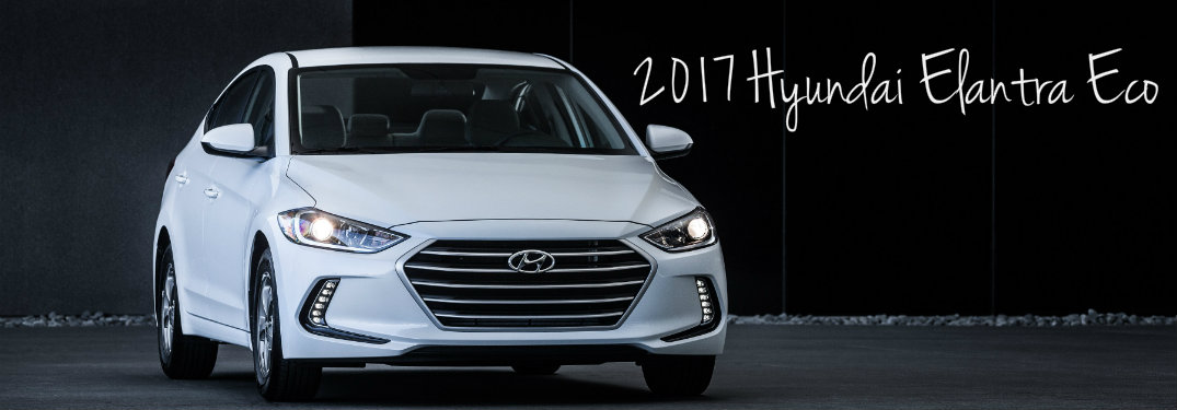 Powertrain and Features of the new Hyundai Elantra Eco