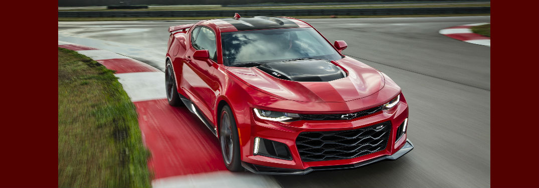 New Camaro Performance Model Pricing Announced