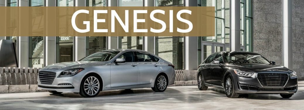 Genesis Luxury Vehicles in Green Bay WI