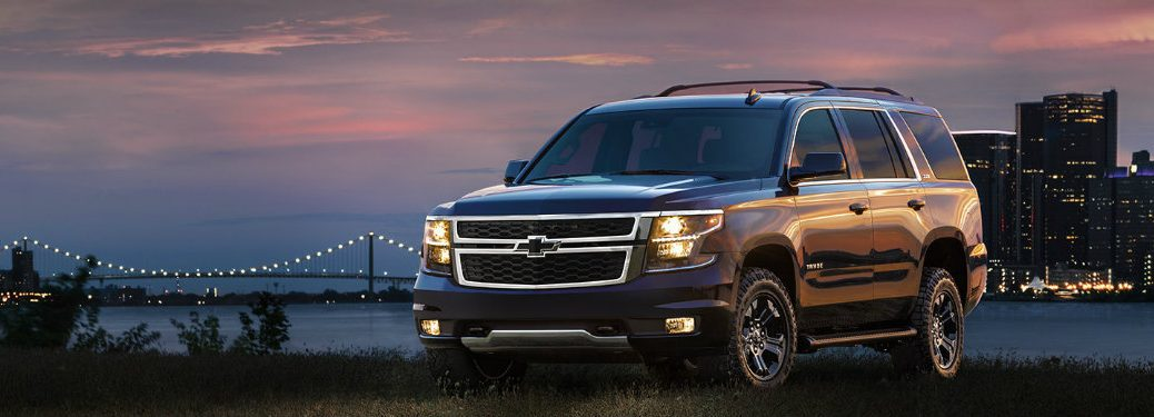 2017 Chevy Tahoe Midnight Edition release date