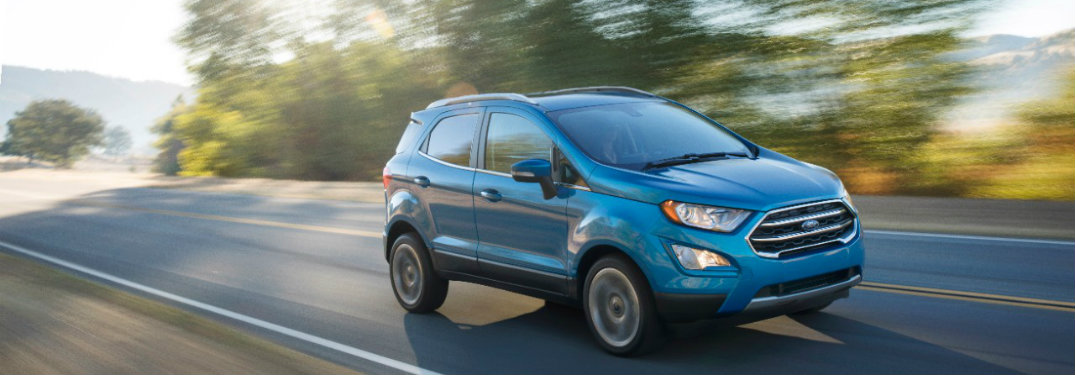 Check Out the All-New EcoSport!