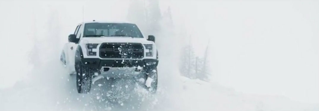 Worried About Snow and the 2017 Raptor? Don't Be!