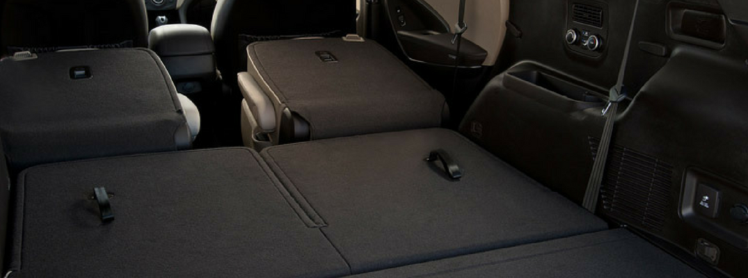 How Much Cargo Space Is In The Hyundai Santa Fe
