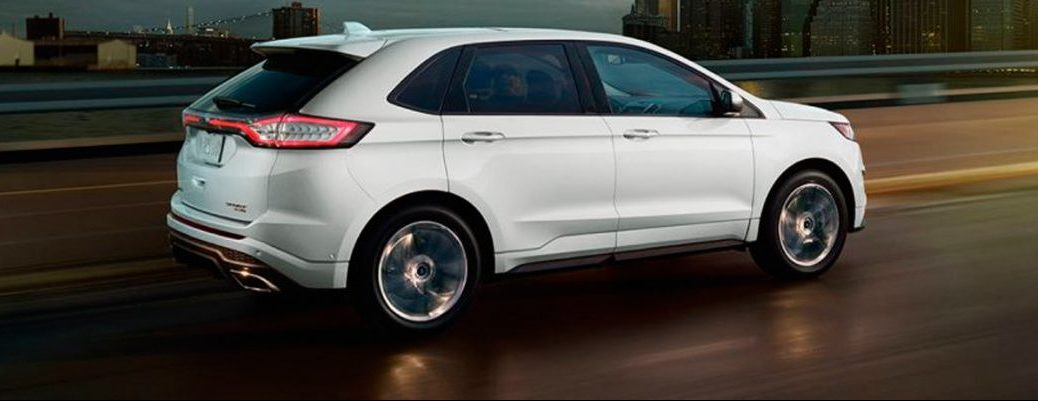 2017 Ford Edge exterior side