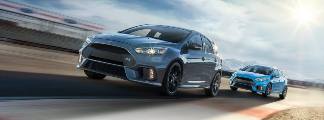 Get superior performance in the Ford Focus RS