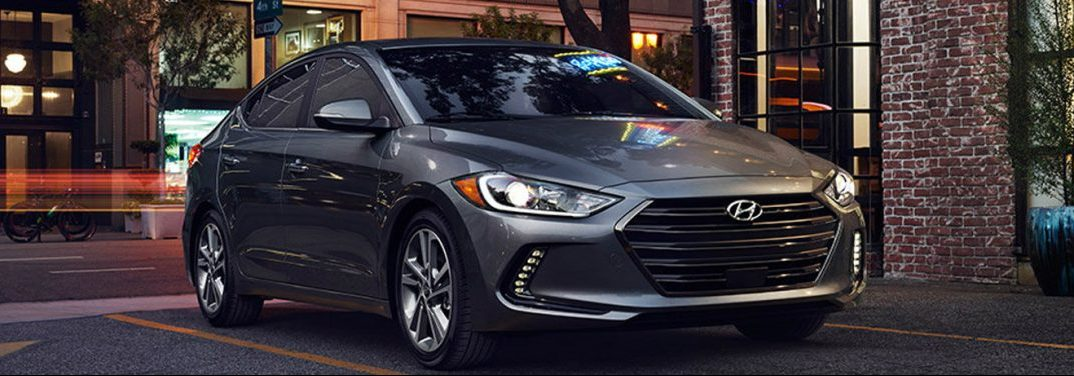Find power and performance with the new 2018 Hyundai Elantra