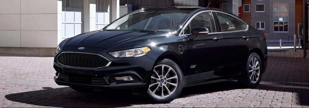 New 2018 Ford Fusion is now available at Broadway Automotive