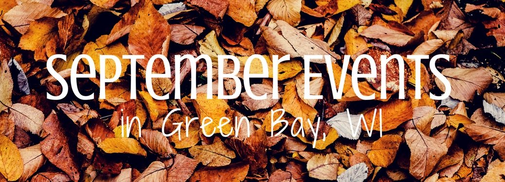September Events in green bay
