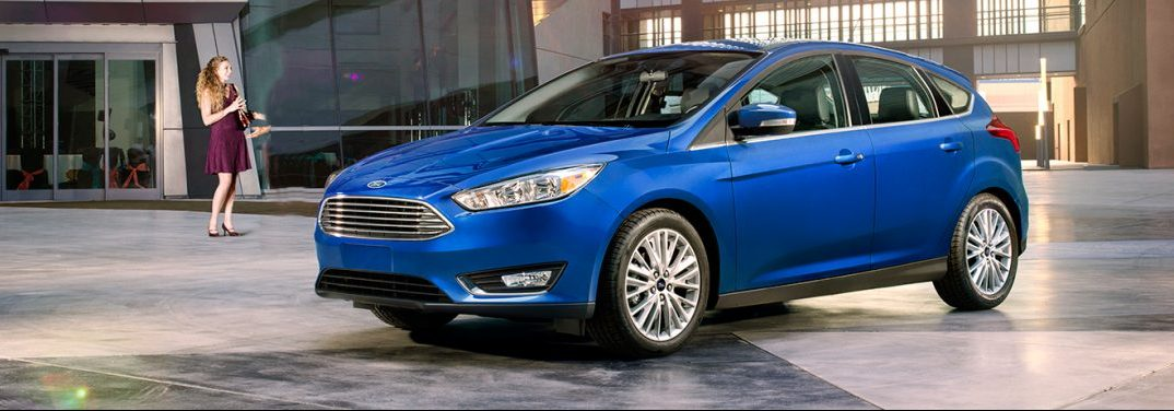 What Colors Does the New 2018 Ford Focus Hatchback Come in?
