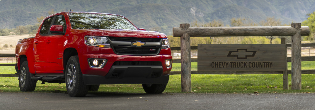 Interior Features and Amenities of the 2018 Chevy Colorado