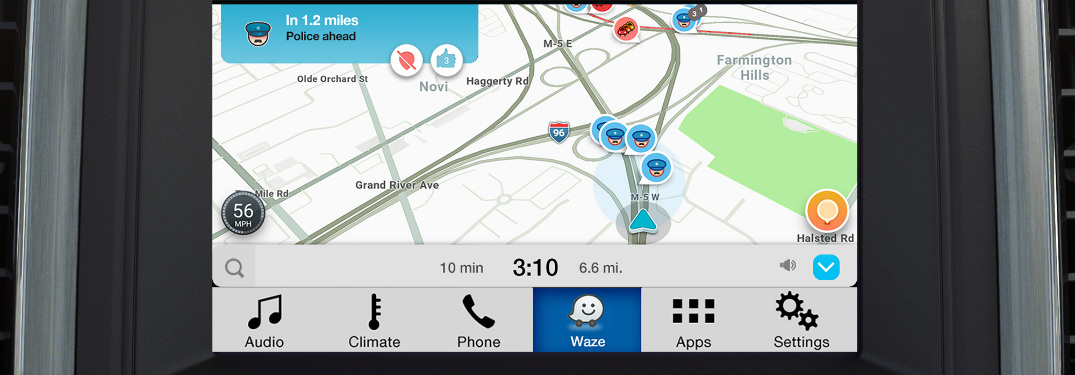 How to Get the Waze Mobile App Right on Your Ford Navigation!