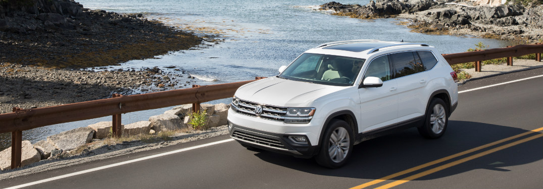 Does the 2018 Volkswagen Atlas Have Remote Start?