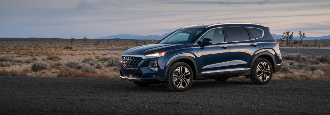 Hyundai's 2019 Santa Fe Name Change, Explained