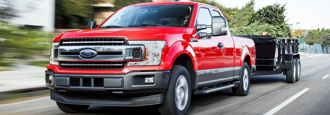 Check Out the 2018 Ford F-150 Diesel at Broadway Auto!