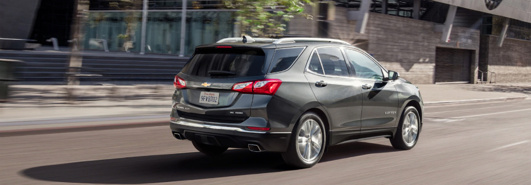 2019 Chevrolet Equinox Now Available at Broadway Automotive!