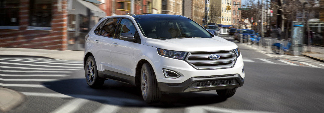 Does the 2018 Ford Edge Have a Towing Package?
