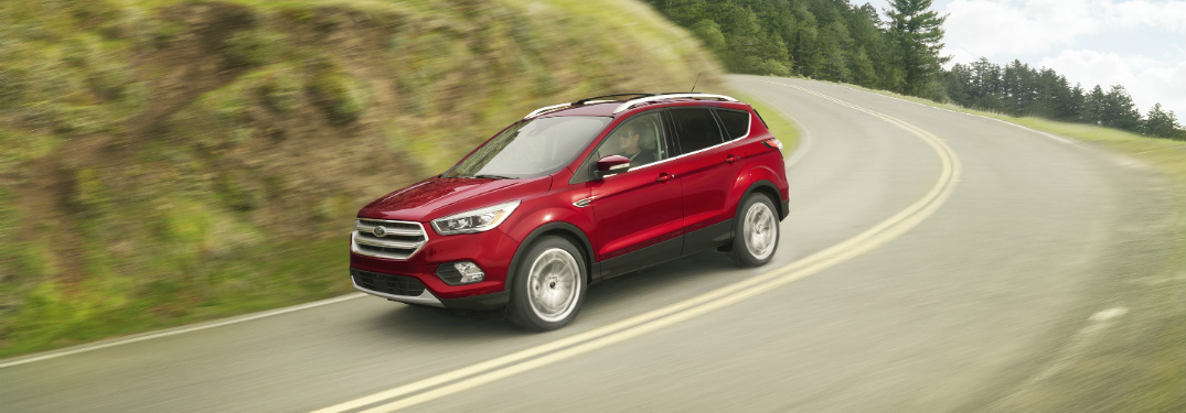 Does the 2018 Ford Escape Have 4-Wheel Drive?