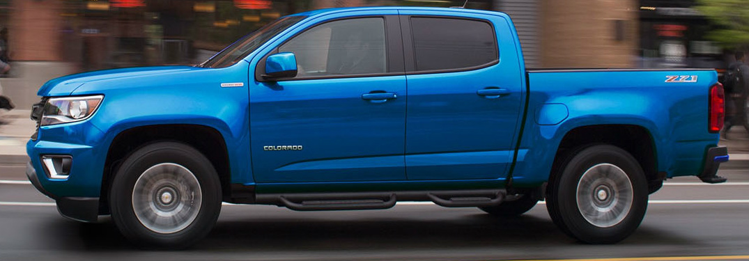 What's New in the 2019 Chevrolet Colorado?