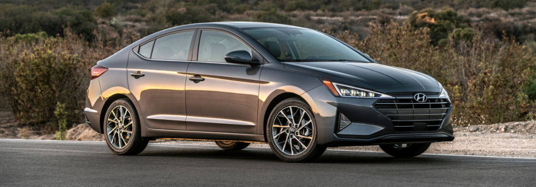 Technology Features and Amenities in the 2019 Hyundai Elantra
