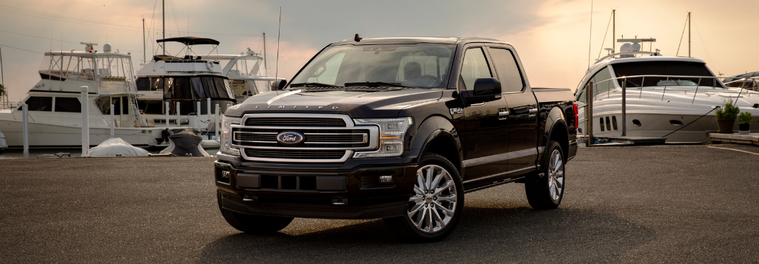 How Much Can the 2019 Ford F-150 Tow?