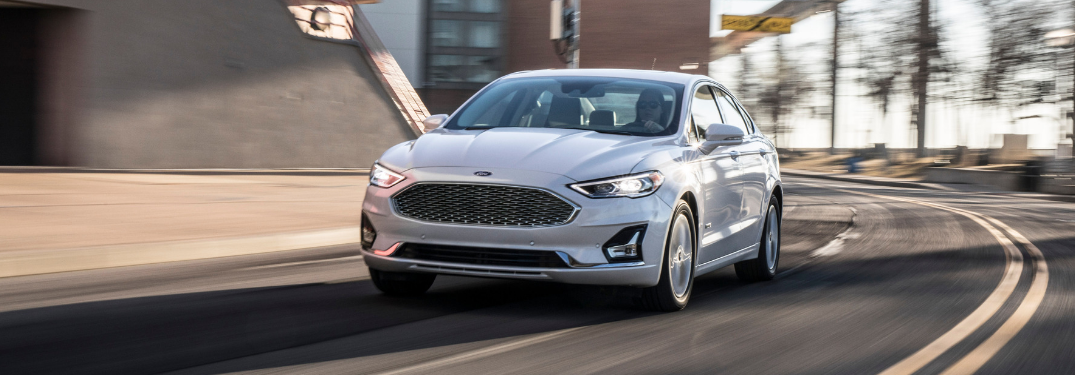 Does the 2019 Ford Fusion Have All-Wheel Drive?