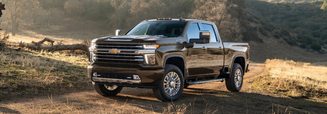 When Will the 2020 Chevrolet Silverado HD be Available?