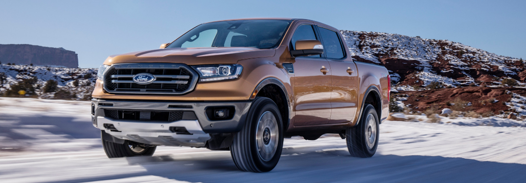 Is the 2019 Ford Ranger Efficient?