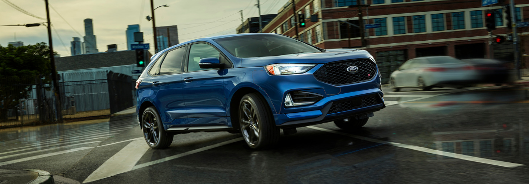 Does the 2019 Ford Edge Have an All-Wheel Drive System?